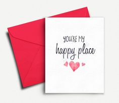 Valentines Day Card Boyfriend For Him Funny by TopHatAndMonocle