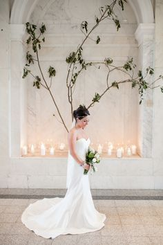 whimsical wedding in decatur old courthouse
