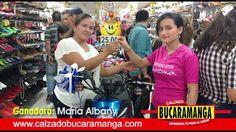 Calzado Bucaramanga les desea un Feliz Año 2017. Celebremos conociendo los ganadores de las 3 BWS en Villavicencio.