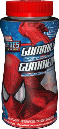 Marvel Marvel Gummy Spiderman 180 count by Marvel, http://www.amazon.ca/dp/B00BMHB2BG/ref=cm_sw_r_pi_dp_NZWwrb0QSDCWY