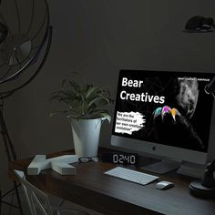 We are the facilitators of our own creative evolution... @bear_creatives . #bearcreatives #web #creative #digitalart #graphicgang #graphicdesign #graphicdesigner #workstation #apple #mac #colours #designinspiration #design #bear #evolution #creative #instagood #designdaily #logodesigner #website #marketing #adobe #artistsoninstagram #photoshop #graphic #graphicartist #pc Logo Design, Graphic Design, Apple Mac, Evolution, Adobe, Digital Art, Photoshop, Design Inspiration, Colours