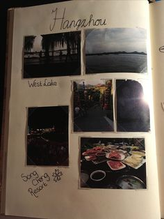Polaroid Film, Journal, Songs, Travel, Viajes, Traveling, Song Books, Journals, Tourism