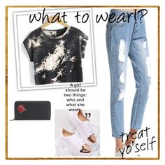 """""""ROMWE - 13/1"""" by thefashion007 ❤ liked on Polyvore featuring WithChic"""