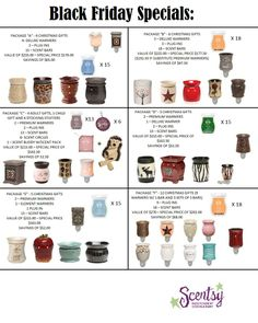 Black Friday special from Scentsy