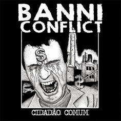 THRASHDEATHGERA: Banini Conflict - Cidadão Comun [EP](2015),Grindco...