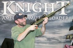 Although now made in Tennessee, Knight rifles are again available.