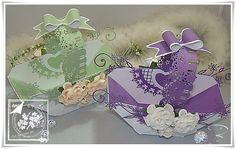 Anleitung für ein romantisches Körbchen mit dem Joy!Crafts Envelope Board inkl. Anleitungsvideo http://billes-bastelblog.blogspot.de/2016/02/diy-romantische-korbchen-mit-dem.html Viele Bastelgrüße Bille