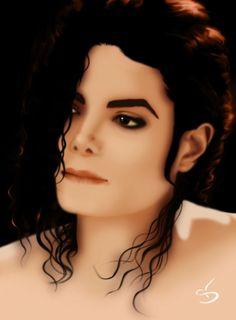 Michael Jackson by StephanieVALENTIN on @DeviantArt