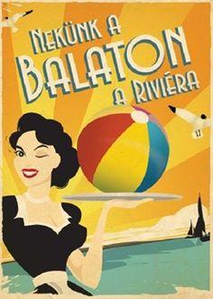One of PIROSKA's favorite destinations! Lake Balaton is a national treasure. www.piroska.com.au