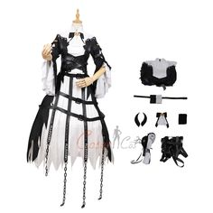 Item Number:gmarn013, Nightingale Costume Arknights Cosplay Fashion online sale. Buy profession cosplay costumes from cosercos.com Game Costumes, Cosplay Costumes, Mephisto, Cosplay Dress, Womens Size Chart, Nightingale, Online Sales, Long Toes, Item Number