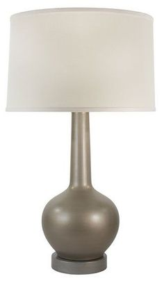 White Gold Table Lamp | CORT.com