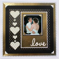 Need some wedding inspiration? Let our newest DT member @scrappychick101 share her GOLDEN WEDDING LAYOUT with her favorite adhesives like E-Z Runner Grand, 3D Foam Squares, Creative Photo Corners and more. Visit the blog to see her tutorial.
