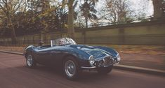 And you thought the DB5 was the most beautiful Aston Martin? | Classic Driver Magazine
