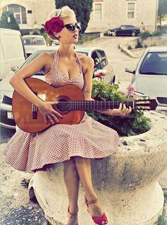 Red Gingham Dress Pin Up Dress Summer Dress Holiday Dress Party Dress Rockabilly Dress Dress Retro Swing Dress Sun Dress Plus Size Dress Robe vintage en vichy rouge Lady Mayra par LadyMayraVêtements Pin Up Dresses, Beach Dresses, Trendy Dresses, Summer Dresses, Dress Beach, Fashion Dresses, Pin Up Outfits, Sun Dresses, Summer Clothes