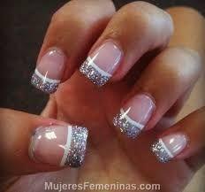 Resultado de imagen para estilo de uñas con esmalte
