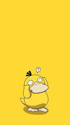 Psyduck Pokemon sketch, Cute pokemon