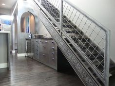 This is a project I did downtown Denver. Lots of faux finishing to make this Modern India/Taj Mahal fusion complete. Fun project! http://www.designforchange.tv