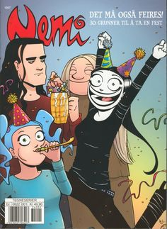 Nemi comic book nr 113
