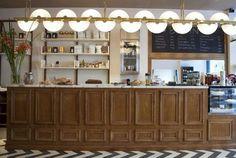 Birkin Coffee Bar rca arabe siria. Zona zoo y botanico