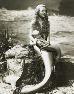 Miranda, 1948 British film.  Not technically a historical costume, but darn cool.