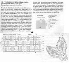 Voici des modèles des tops au crochet , avec leurs diagrammes gratuits , ou leurs grilles gartuites .. Voici le premier modèle de top au crochet et ses diagrammes gratuits ou ses grilles gartuites . Les diagrammes gratuits du top au crochet Voici un autre...