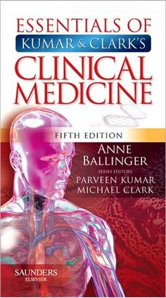 Essentials of Kumar and Clark's Clinical Medicine International Edition, 5th Edition