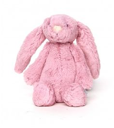 Small Bashful Pink Bunny.No Keiki's,So I Will Keep This For Myself!