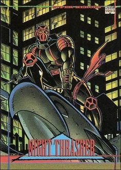 Night Thrasher ('93)