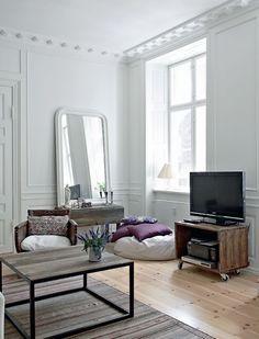 Elegant apartment in Copenhagen