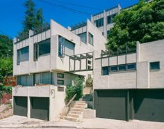 House of the Day: Rudolph Schindler's Manola Court, Built for Artist, Now $2.5M
