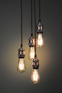Industrial Lighting Fixtures Vintage On When Fitted With Vintage Styled Filament Lamps These Cord Sets Can Form Part Of An Aesthetically Pleasing Retro Lighting Scheme 12 Beautiful Industrial Lighting Projects To Accent Your Urban