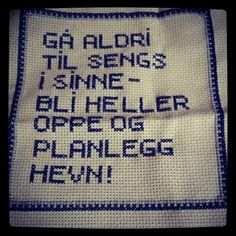 Bilderesultater for korssting humor Future Tattoos, Teaching Art, Homemade Gifts, Funny Images, Embroidery Stitches, Fabric Crafts, Cross Stitch Patterns, Needlework, Diy And Crafts
