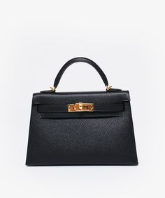 Hermes Kelly Bag, Hermes Bags, Hermes Handbags, Black Handbags, Purses And Handbags, Hermes Birkin, Hermes Purse, Luxury Purses, Luxury Bags