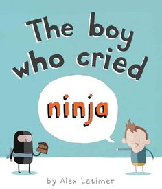 Boyosaur - The Boy Who Cried Ninja, $22.95 (http://www.boyosaur.com.au/the-boy-who-cried-ninja/)