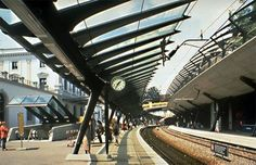 calatrava zurich train station - Google Search