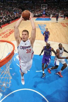 Los Angeles Clippers Basketball - Blake