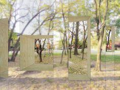 see-through house
