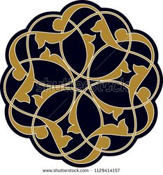 An Ottoman motif consisting of tulip designs. It can be used as wall decoration,. An Ottoman motif consisting of tulip designs. It can be used as wall decoration,. Arabesque Pattern, Arabic Pattern, Turkish Art, Blue Pottery, Ceramic Painting, Calligraphy Art, Op Art, Islamic Art, Canvas Frame