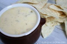 The Best Mexican White Cheese Dip is so easy to make. You only need a few ingredients to have that same restaurant taste.