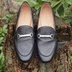 Horsebite Loafer i blødt skind og med blød sål. Den er SÅ lækker👌  #shoelove #allleather #supersoft #loafer #biancoherning #herningcity