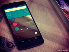 The Android L....makes me fall in love with the HTC