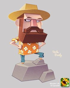 http://fc04.deviantart.net/fs71/f/2012/249/2/4/monster_life___uncle_handy_by_joslin-d5dsvyf.jpg