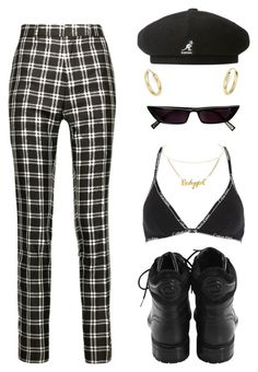 """Untitled #2"" by denyajane on Polyvore featuring Calvin Klein Underwear, Chanel, Haider Ackermann, kangol, Bloomingdale's, fashionset and polyvorefashion"