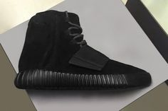 The All-Black Yeezy Boost 750 Has an Official Release Date