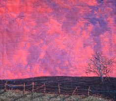 'Twilight Maple' by Cindy Hoppe