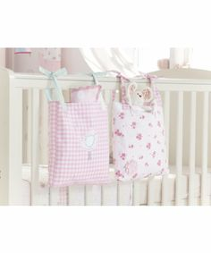 Mothercare Daisy Lane Cot Pockets