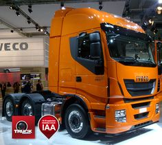 IAA 2012 Truckeditions  The NEW STRALIS IVECO