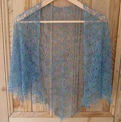 Ravelry: Eva's Shawl pattern