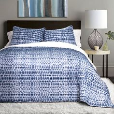 Lush Decor Pebble Creek 3-piece Sherpa Quilt Set - Overstock Shopping - Great Deals on Lush Decor Quilts