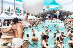 IndepenDance Pool Party 2012 at Surfcomber Hotel - Miami New Times